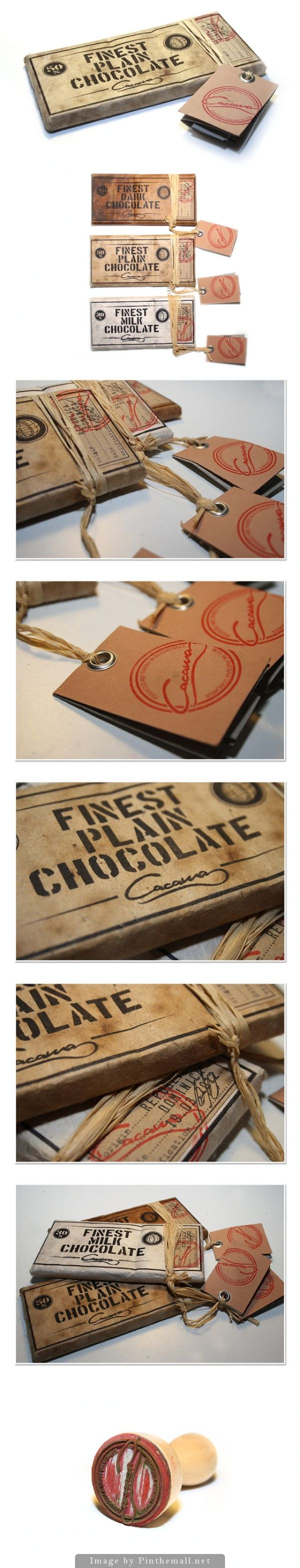 The Finest Chocolate (Student Project) Designer: Marcel Richard - See more at: http://www.packagingoftheworld.com/