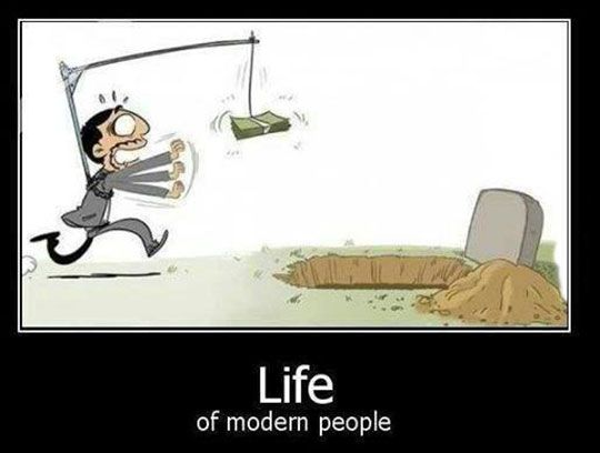 You Should Realize That Money Is Not Everything