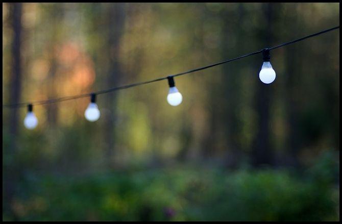 autumn lights: Photo by Photographer Timo Hartikainen - photo.net