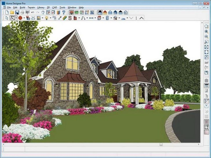 Architecture, Rustic Virtual House Design Online Free In Computer For  Designing Cool Home With Big