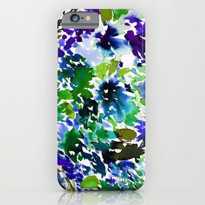 La Flor Pine iPhone 6 Case $35.00
