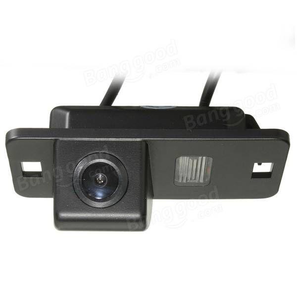Wireless 170 Degree Reverse Rear View Camera CCD For BMW 1/3/5 Series X5 X6 E39 E46 E53