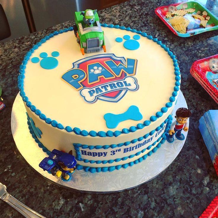 Happy bday Cole! #birthdaycake #birthday #cake #themedcake #pawpatrol #pawpatrolcake #cakeroyale #cakeroyalecafe #instacool #instafood #instacake #instagood