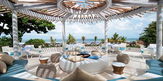 Cocoon Restaurant Bar & Beach Club - Seminyak Bali