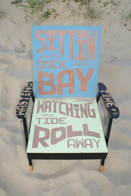 STEVEN BURKE / BLOG: The Otis Chair