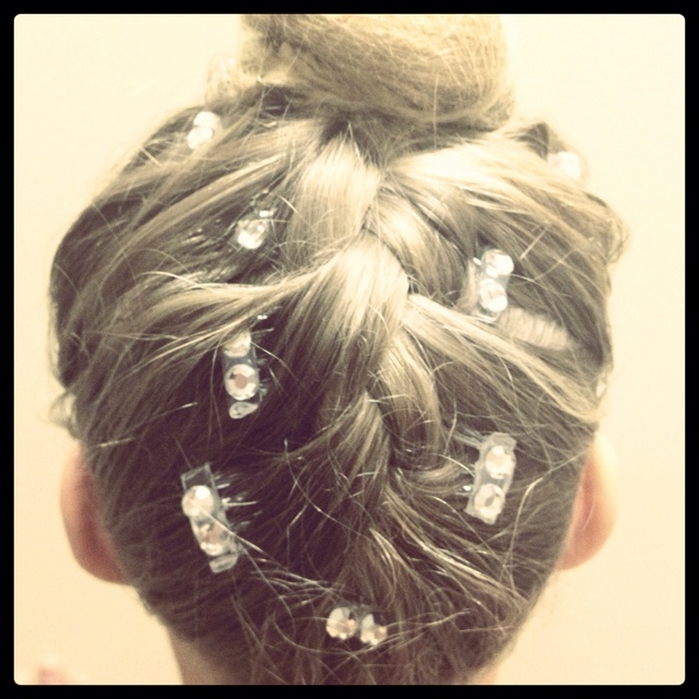 Wondrous 1000 Images About Dance Hairstyles On Pinterest Beauty Short Hairstyles For Black Women Fulllsitofus