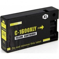 Canon PGI-1600XLY Yellow Compatible Ink Cartridge. AU$13.90