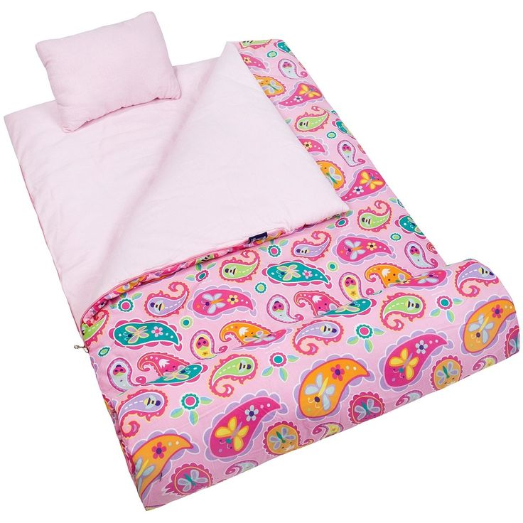My Sweet Dreams Baby Paisley Kids Sleeping Bag