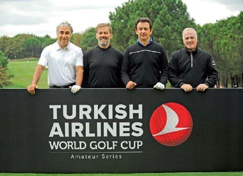 Turkish Airlines World Golf Cup İstanbul'da kazananlar belli oldu...   Türk Hava Yolları'nın kendi adıyla dünyada 50 farklışehirde düzenlediği ve kısa sürede dünyadaki enönemli amatör golf turnuvalarından biri halinegelen Turkish Airlines World Golf Cup'ın 49. ayağı,İstanbul'da tamamlandı. Kemer Golf Resort Golf Kulübü'nde gerçekleşen turnuvada;Tsuyoshi Haga 46 puan ile Kategori 1'inkazananı olurken Yıldız Aryas 47 puanla Kategori 2'debirinci sıraya yerleşti.