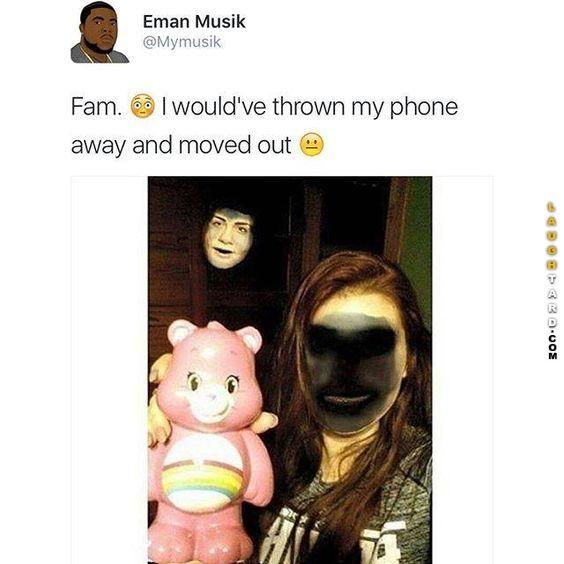 Faceswap gone wrong