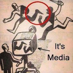 ... pulp fiction ... and false news ...