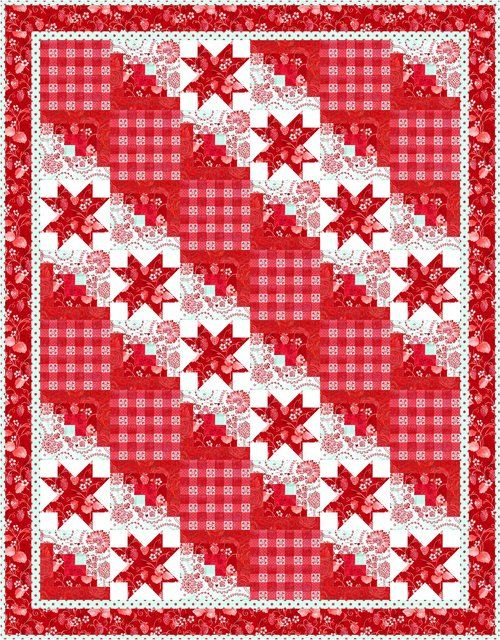 Picnic Under The Stars Printed Pattern Picnic Quilt