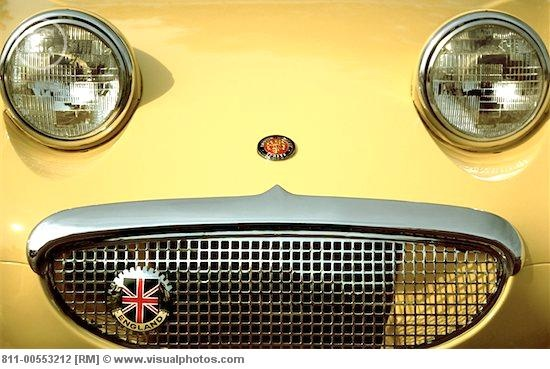 Austin Healey Bugeye Sprite - my dream car [Ditto. I think it would be a blast to own. - for a day or two...]