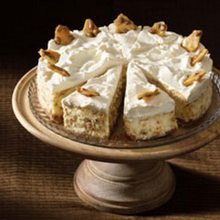 Peanut Brittle Cheesecake Desserts | Desserts | Pinterest