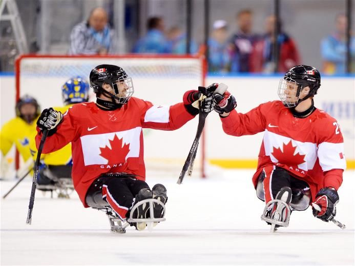 81 best ice sled hockey • ice sledge hockey images on ...