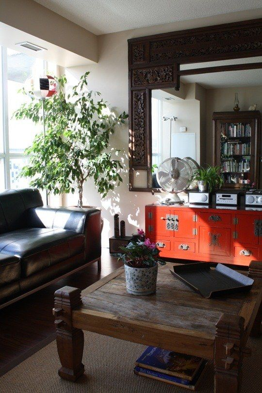Klemens Roberts Sophisticated Eastern Mix House Tour