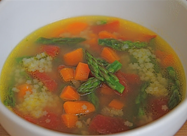 Low Residue Diet/Low Fiber Diet - Easy Pureed Beet and Carrot Soup - Jeanette's Healthy Living