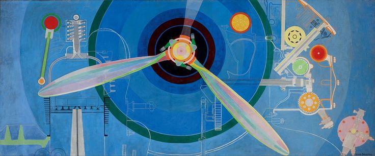 <p>Η Ρωσικής καταγωγής Γαλλίδα καλλιτέχνιδα, πέρασε το μεγαλύτερο μέρος της ζωής της στο Παρίσι, μαζί με τον σύζυγο της Robert Delaunay και ήταν από τα ιδρυτικά μέλη του Ορφικού Κυβισμού, γνωστού για τα έντονα χρώματα και τα γεωμετρικά σχήματα. Το έργο της εκτείνεται από την ζωγραφική, μέχρι τον σχεδιασμό υφασμάτων …</p>