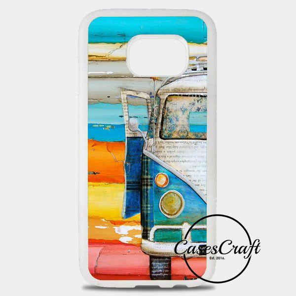 Vw Minibus Volkswagen Samsung Galaxy S8 Plus Case | casescraft