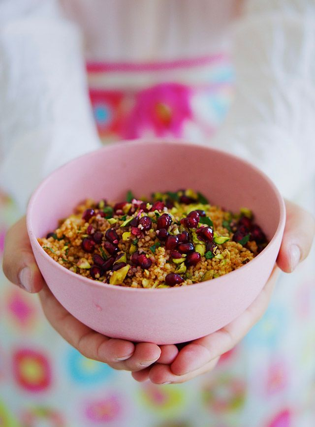 Eventyrlig couscous - The Food Club
