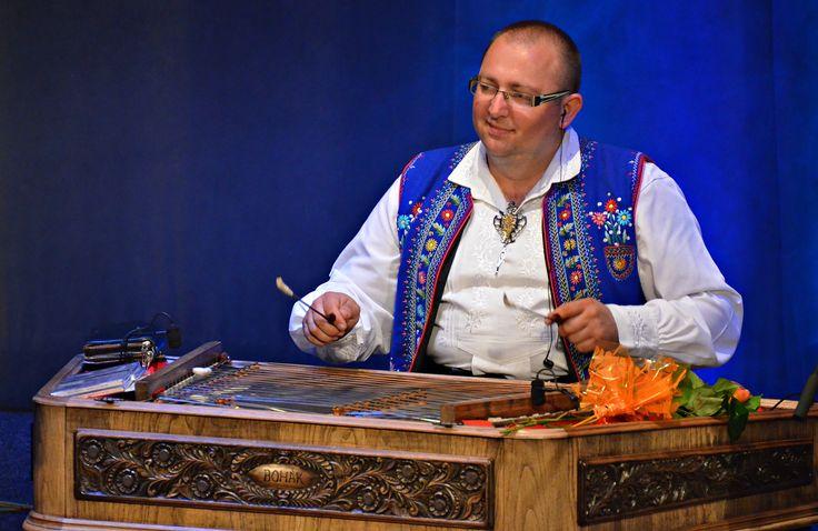 Pán cimablista :D #Kollarovci #music #Slovakia