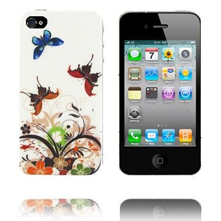 Deema (Butterfly) iPhone 4 Cover