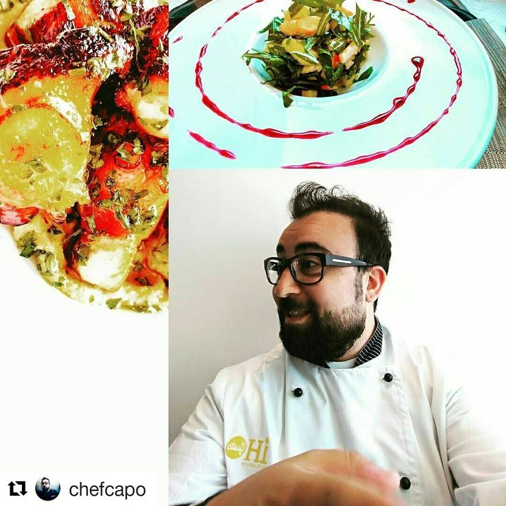 #chef #food #foodpic #lunch #dinner #hotel #roma