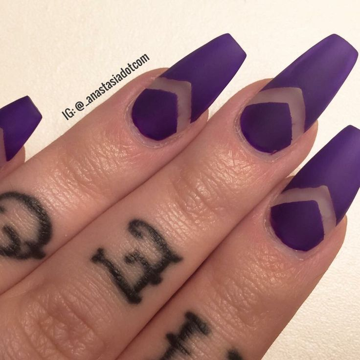 70 best Blue/Green/Purple Nail Art images on Pinterest | Nail ...