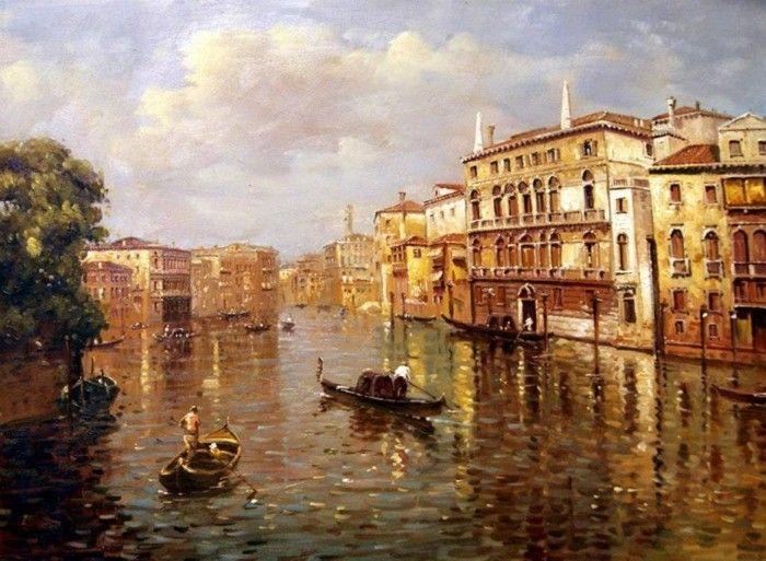 Новости: Современные художники Италии, Бруно Августо Гавино