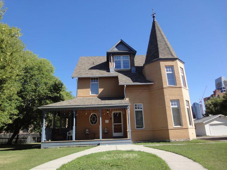 Mission-110 18 Ave SW... McHugh House. 1896.