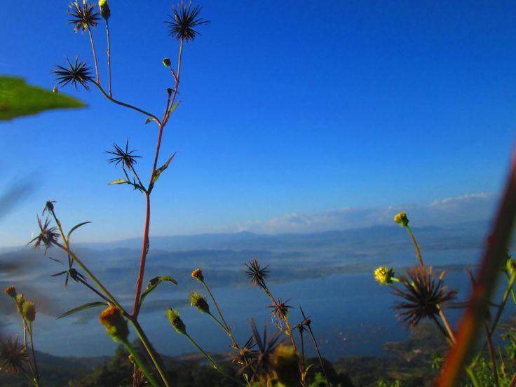 Pemandangan yang indah di Kabupaten Wonogiri, Jawa Tengah. Sungguh menakjubkan :)