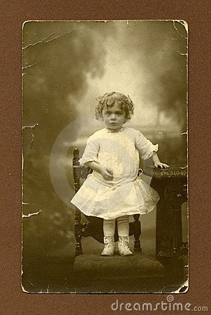This Antique photo is taken in Italy probably in 1910
