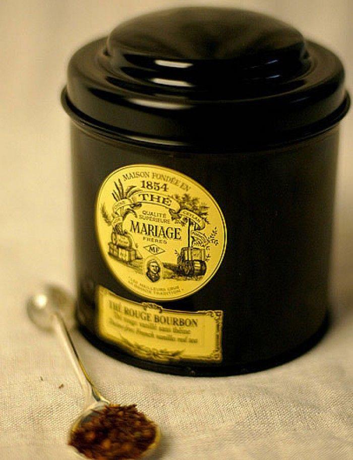 Diana's favorite Mariage Frères tea, Thé Des Impressionistes Tea