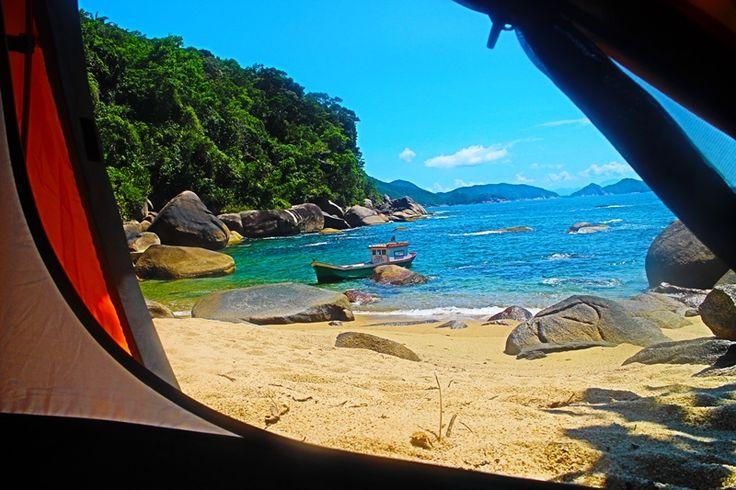 Praia Cairuçu das Pedras