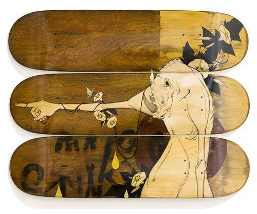 70 best Split Deck Series\' Skate Graphics images on Pinterest ...
