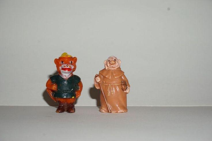 Robin Hood von 1978 Serie 1, Bruder Tuck von 1978 Serie 2