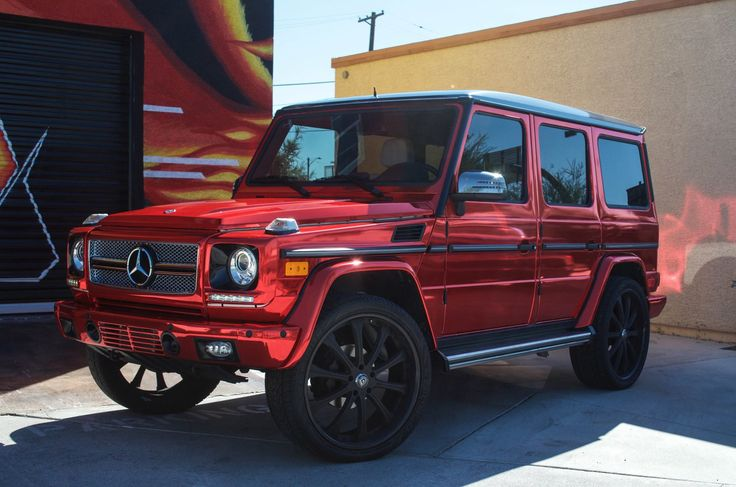 269 best images about mercedes g wagon on pinterest cars for Mercedes benz jeep matte black