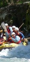 Mohaka Rafting – North Island Whitewater Rafting and Trout Fishing Adventures » Mohaka River Grade 3 – The Whitewater Plunge