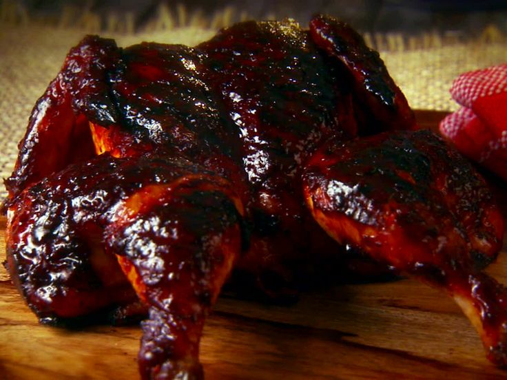 Get this all-star, easy-to-follow Food Network Adobo-Rubbed Chicken recipe from Marcela Valladolid.