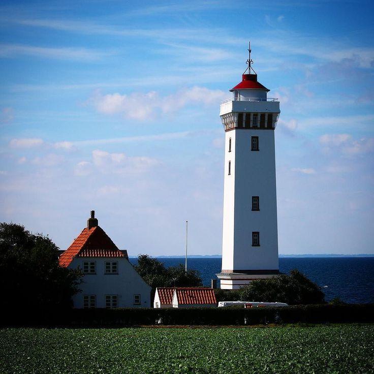 Det smukke Helnæs Fyr #visitfyn #fyn #visitdenmark #naturelovers #nofilter #natur #denmark #danmark #dänemark #landscape #nofilter #sky #assens #mitassens #vildmedfyn #fynerfin #vielskernaturen #sea #visitassens #instapic #picoftheday #sommer #september #lighthouse #fyrtårn #cow #beautiful