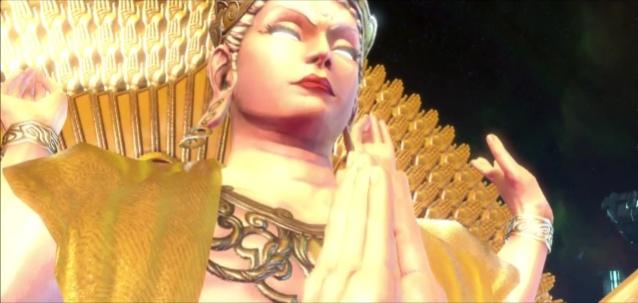 #videogame #game #asura   #asura'swrath #streetfighter4 #chakravartin #boss