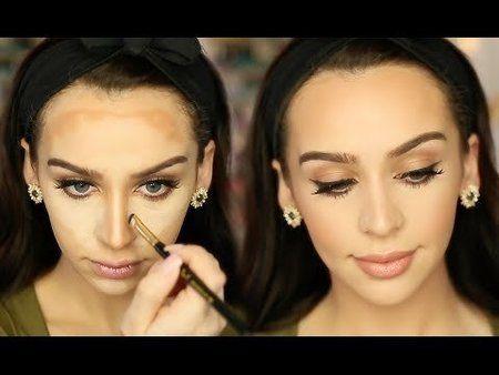 Drugstore contouring #carlibybel #makeup #tutorial