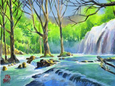 La Selva Lacandona atesora un hábitat plagado de misterio endémico con actividades que van del kayak a la cabalgata.