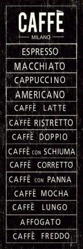 E VOI AMICI ? COME LO PREFERITE IL CAFFÈ ?