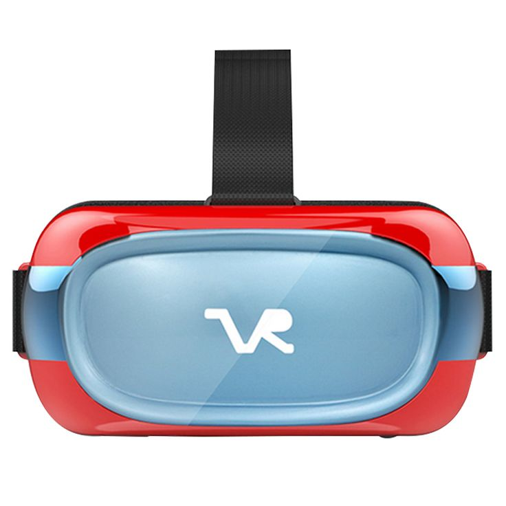 VR All In One Headsets VR Glasses Virtual Reality Glasses Android 5.1 OS Wifi Bluetooth 1GB RAM 8GB ROM Head Mount VR 3D Glasses