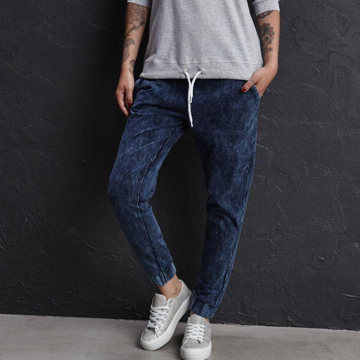 Dresowe spodnie, CROPP