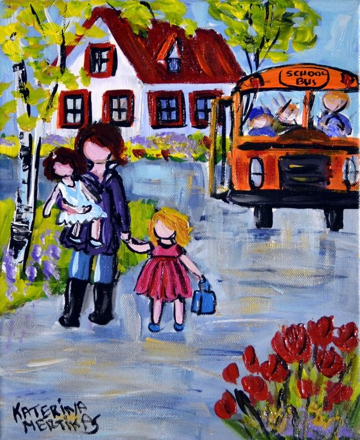 View and buy this Acrylic on Canvas Painting by Katerina Mertikas sold, found a happy home :)