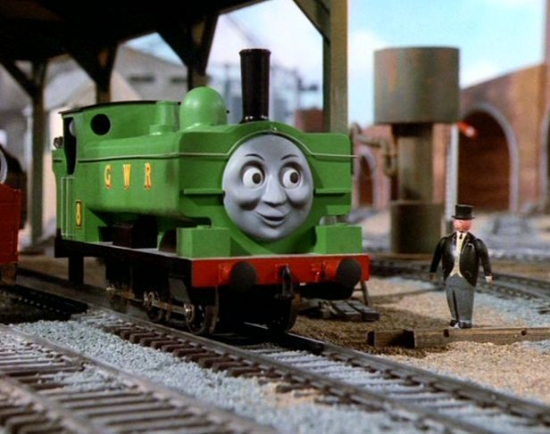 Duck Thomas And Friends Movies Thomas And Friends Thomas The Tank
