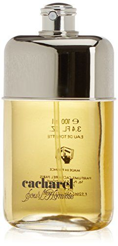 Cacharel Pour Homme by Cacharel 100ml 34oz EDT Spray -- Find out more about the great product at the image link. (Note:Amazon affiliate link)