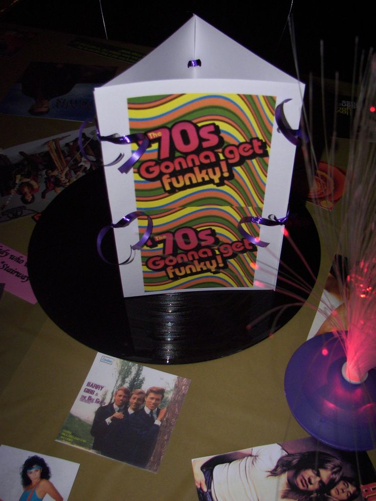 17 Best Images About Through The Decades Party Decoration